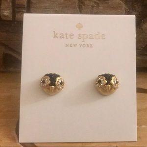 Kate Spade Dashing Beauty Penguin Stud Earrings
